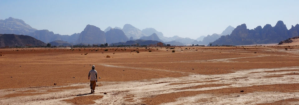 Wadi Rum: Where Camels & Martians Roam