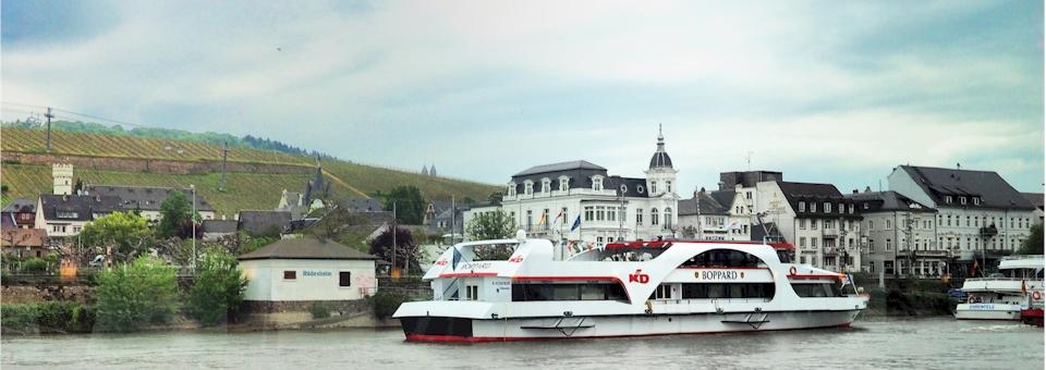 Cruising the Rhine on the Cheap