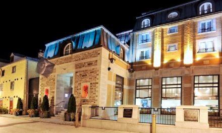 Auberge Saint-Antoine: where history meets hospitality