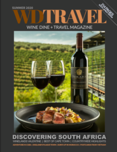 WDT Magazine Discovering South Africa